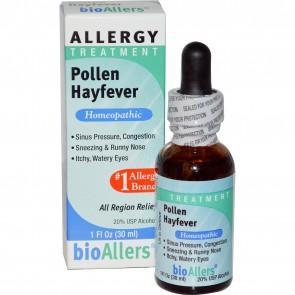 bioAllers Pollen/Hayfever #701 - 1 oz.