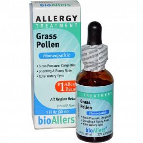 bioAllers Allergy Relief Allergy Treatment Grass Pollen 1 fl oz