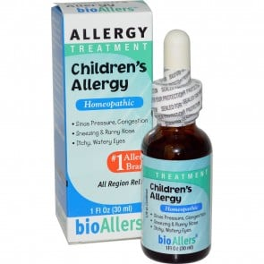 Bio-allers Children's Allergy 1 fl oz with Dropper bioAllers
