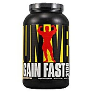 Universal Nutrition Gain Fast 3100 Cookies & Cream 5 lbs