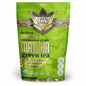 Folded Fox Matcha Green Tea 100g