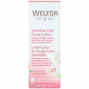 Weleda Soothing Facial Lotion Almond 1.0 fl oz
