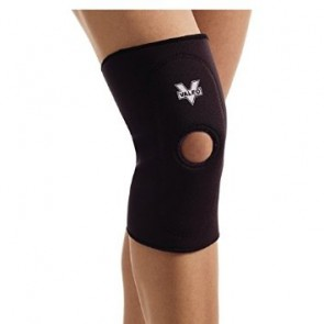 Open Patella Neoprene Knee Support Black Medium (VA4545ME) by Valeo