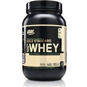 Optimum Nutrition Naturally Flavored Gold Standard 100% Whey Vanilla Cream 2 lbs