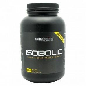 Nutrabolics Isobolic Sustained Release Protein Matrix Vanilla (2lb)