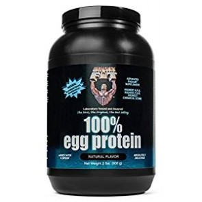 Healthy 'N Fit 100% Egg Protein Strawberry Passion 2 lb