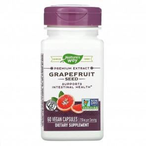 Nature's Way Grapefruit Seed Standardized 60 Vegan Capsules