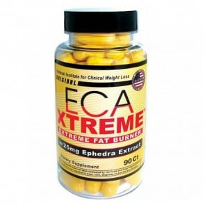 ECA Xtreme with 25 mg Ephedra
