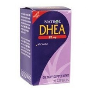 Natrol DHEA 25mg 30 Capsules