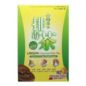Lingzhi Cleansed Slim Tea 30 Packets