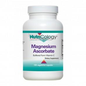 Nutricology Magnesium Ascorbate 100 Vegetarian Caps