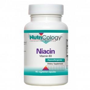 NutriCology Niacin 90 Vegetarian Caps