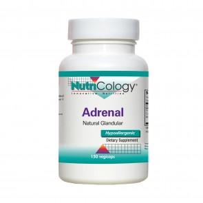 Nutricology Adrenal Natural Glandular 150 Capsule