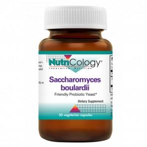 NutriCology Saccharomyces boulardii 50 Vegetarian Capsules