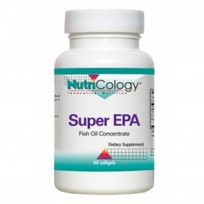 Nutricology Super EPA 60 Softgels