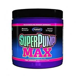 Gaspari Nutrition - SuperPump MAX Pre-Workout Formula Refreshing Orange - 1.41 lbs.