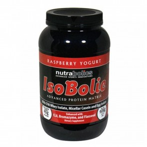 Nutrabolics Isobolic Sustained Release Protein Matrix Rasberry Yogurt (2lb)