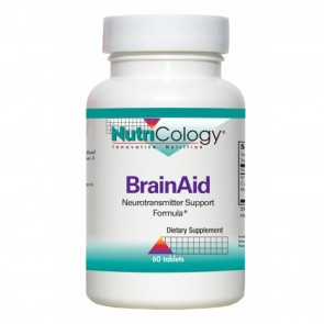 Nutricology BrainAid 60 Tablets