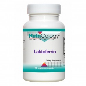 Nutricology Laktoferrin 90 Vegetarian Caps