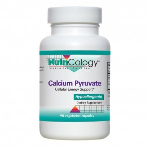 NutriCology Calcium Pyruvate 90 Vegetarian Capsules
