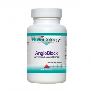 Nutricology Angioblock 120 Capsule
