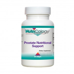 Nutricology Prostate Nutritional Support 60 Softgels