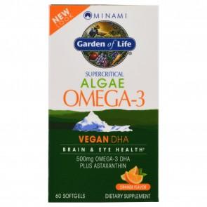 VeganDHA Omega Org 60sg