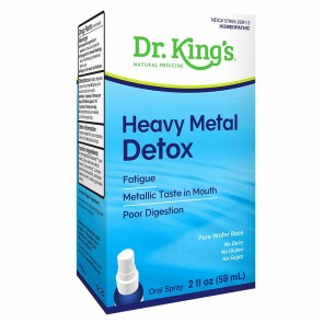 Dr. Kings Heavy Metal Detox 2 fl oz
