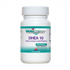 Nutricology Dhea 10Mg Sust Release 60 Tablets