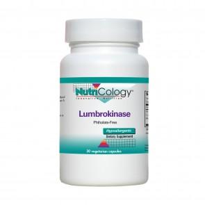Nutricology Lumbrokinase 30 Capsule