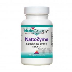 Nutricology Nattozyme 50 Mg 300 Vegicaps
