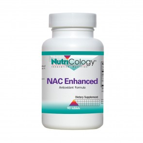 Nutricology Nac Enhanced 90 Tablets