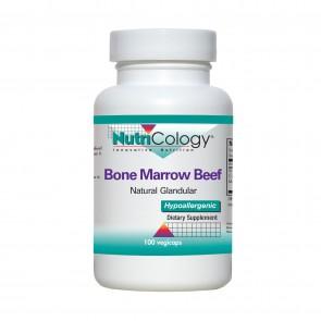 Nutricology Bone Marrow Beef Gland 100 Capsule