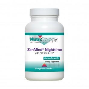Nutricology Zenmind Nighttime 60 Vegicaps