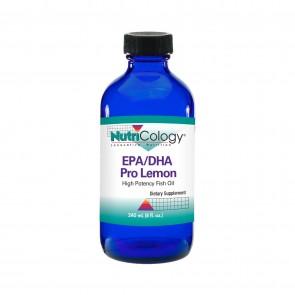 Nutricology Epa/Dha Pro Lemon 8 fl oz