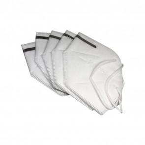 Face Mask KN95 Particle Respirator 5pk