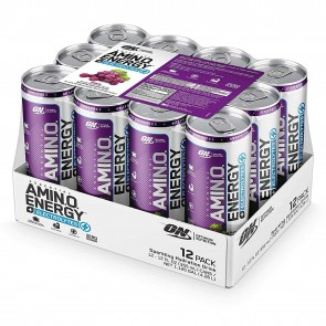 Amino Energy Sparkling Electrolytes Grape