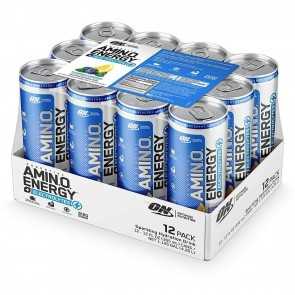 Amino Energy Sparkling Electrolytes Blueberry Lemonade
