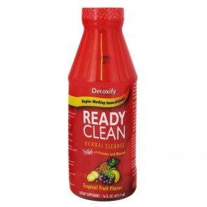 Detoxify-Ready Clean Tropical Fruit 16oz