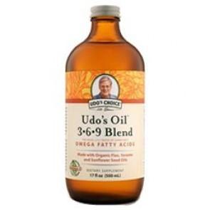 Flora Inc Udo's 3-6-9 Oil Blend 17 fl oz