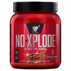 NO Xplode Scorched Cherry