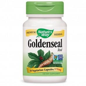 Nature's Way Goldenseal Root 50 Capsules