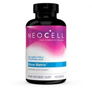 NeoCell Move Matrix Advanced Joint Hydrator 150 Capsules