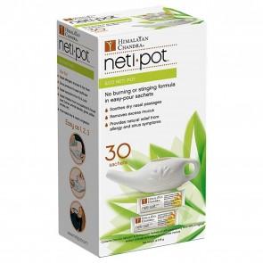 Himalayan Eco Neti Pot with 30 Sachets