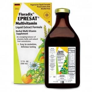 Floradix Epresat Multivitamin 17 oz