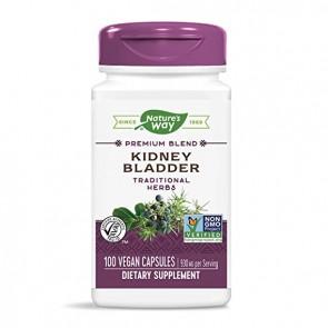 Nature's Way Kidney Bladder 465mg 100 Capsules