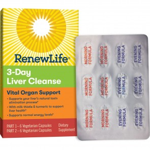 Renew Life 3-Day Liver Cleanse