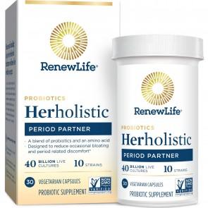 Renew Life Herholistic Period Partner 30 Capsules
