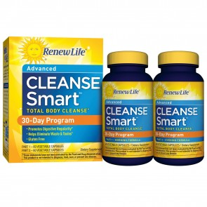 Renew Life Cleanse Smart 30-Day Program