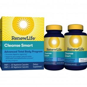Renew Life Cleanse Smart 30-Day Program